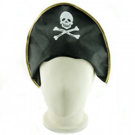 Pirate Moon Scarf Head Cap Hat Toddler Fancy Costume