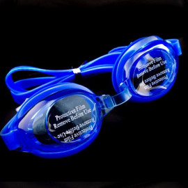 Swimming Kids Goggles with Bag BLUE
