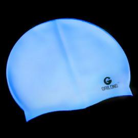 Silicone Swim Cap (BABY BLUE)