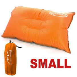 Self Inflatable Pillow (Small) (ORANGE)