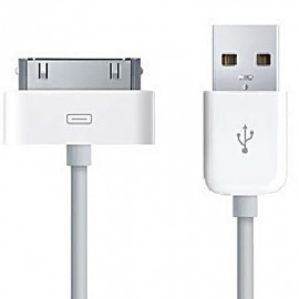 USB 2.0 Data Sync Lead Cable for Apple iPod iPhone 3G iPad