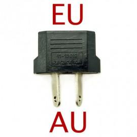 EU to AU AC Power Socket Plug Adapter Travel Converter
