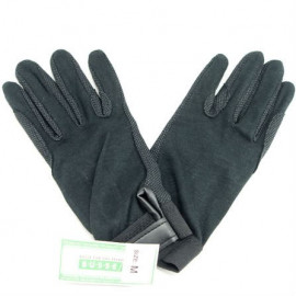 Full Finger Gloves (Black)
