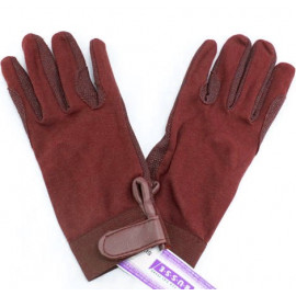 Full Finger Gloves (Red)