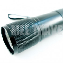 3.5 inches 9 LED Torch (BLACK)
