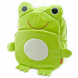 Japanese Kids 3D Frog Animals Backpack School Book Bag