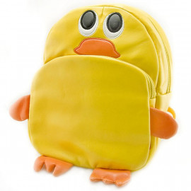 Japanese Kids 3D Chick Duck Animals Backpack School Book Bag