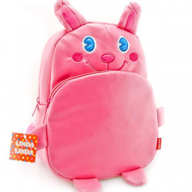 Japanese Kids 3D Rabbit Animals Backpack School Book Bag