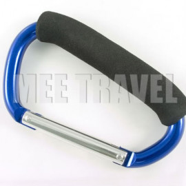 Jumbo D-shaped Carabiner (Size:M)