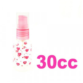 Liquid Spray Bottle Cylindrical Atomizer 30cc 30ml