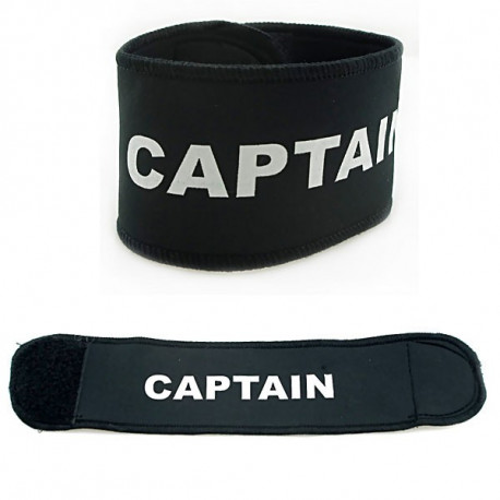 Football Games Gear Captain Player Neoprene Stretch Armband