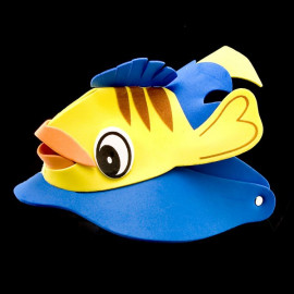 Ocean Fish Adult Toddler Fancy Dress Hat Party Costume