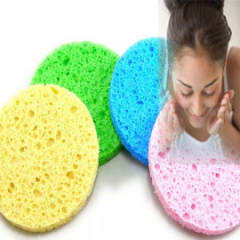 2x Cleansing Cellulose Sponge