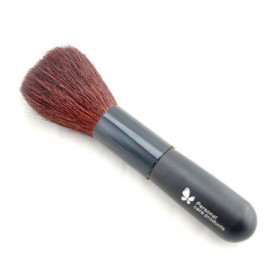 Cosmetic Blush Powder Brush (Black)