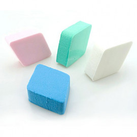 Makeup Cosmetic Latex Foundation Sponge Set B (Rectangle)