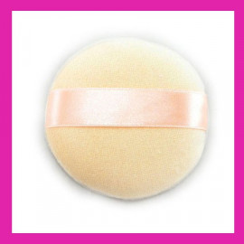 Makeup Cosmetic Powder Puff Large Round