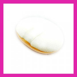 Makeup Cosmetic Latex Sponge Round Strap