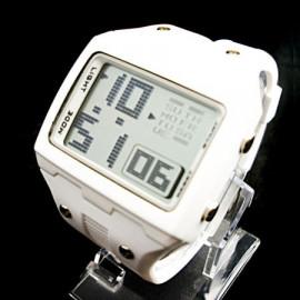 OTS Digital Sports Watch 6337 White Display (WHITE)