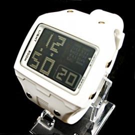 OTS Digital Sports Watch 6337 Black Display (WHITE)