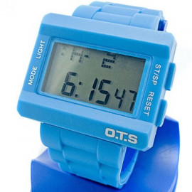 OTS Digital Sports Watch (6220) (BLUE)