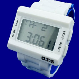 OTS Digital Sports Watch (6220) (WHITE)