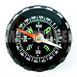 4.5 cm Liquid-filled Camping Compass