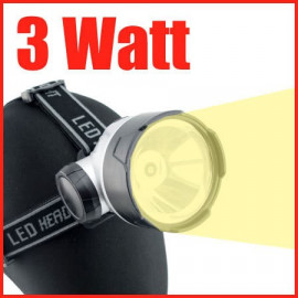3W Headlamp (LARGE)