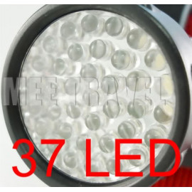 37 LED Headlamp