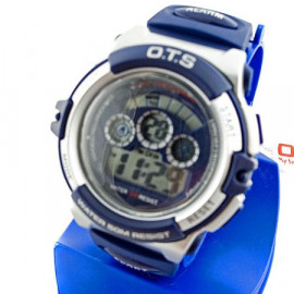 Digital Sports Ladies' Kids' Watch (833) (BLUE)