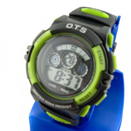 Digital Sports Ladies' Kids' Watch (833) (GREEN)