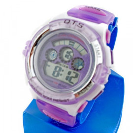 Digital Sports Ladies' Kids' Watch (833) (PURPLE)