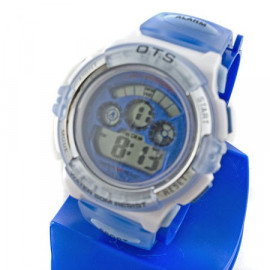 Digital Sports Ladies' Kids' Watch (833) (LIGHT BLUE)