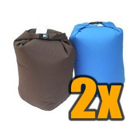 2x 18L Waterproof Dry Bag & 1x 8cm carabiner