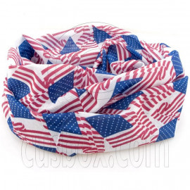 USA US American Cycling Hiking Bandana Bandanna Scarf
