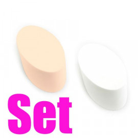 Makeup Cosmetic Latex Sponge Block Set N02