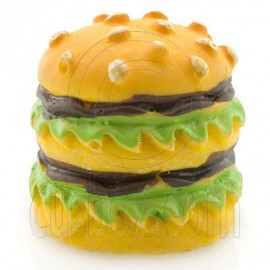 Hamburger Big Mac Fast Food 1:12 Dollhouse Miniature