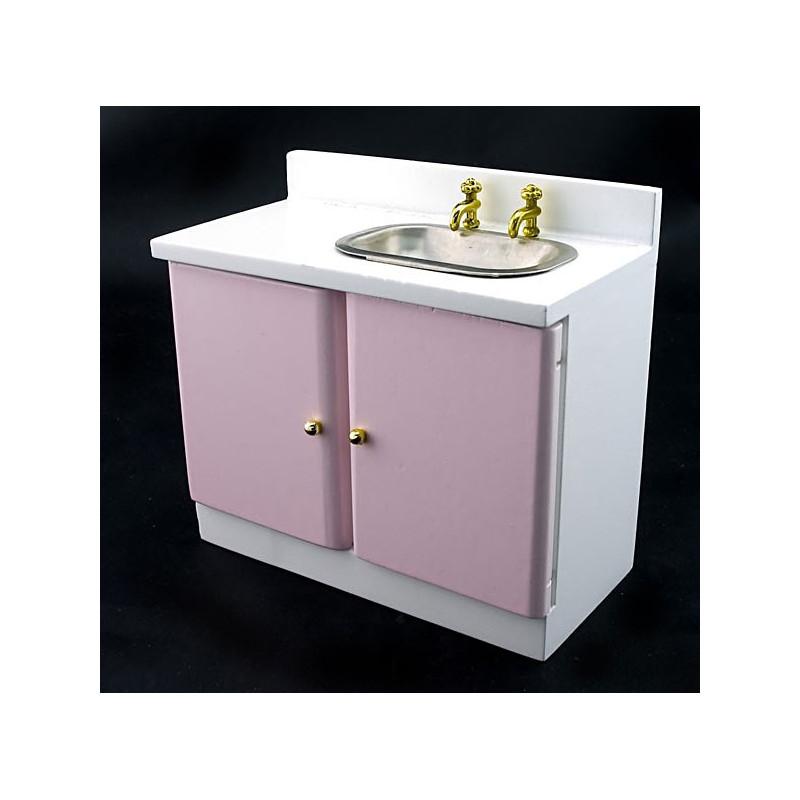 Dollhouse Kitchen Sink Dollhouse furniture kitchen gallery of miniature modern comfort gallery of pink new kitchen sink bowl w faucet dollhouse furniture with dollhouse furniture kitchen workwithnaturefo
