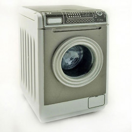 Washing Machine Washer Dollhouse Miniature Appliance