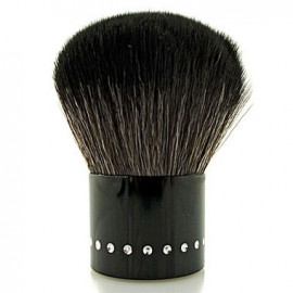 Professional Soft Powder Brush L122 (BLACK)