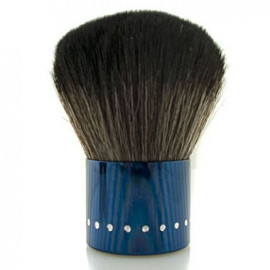 Professional Soft Powder Brush L122 (BLUE)