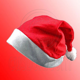 Christmas Party Santa Claus Adult Uni-Sex Hat Costume