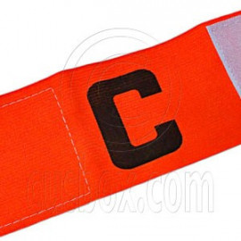 Football Games Gear Adjustable Captain Armband (ORANGE)