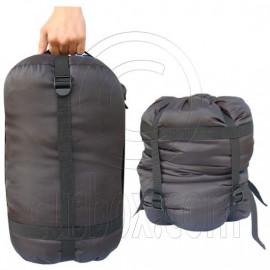 BlueField Lightweight Compression Stuff Sack Bag (BLACK)
