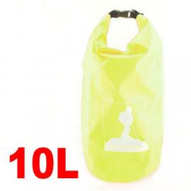 10L Waterproof Outdoor Dry Bag (GREEN)