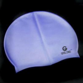 Silicone Swim Cap (SKY BLUE)