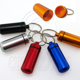 Mini Capsule Key Chain