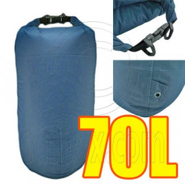 70L Taffela Waterproof Dry Bag (with 1 Eyelet)