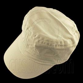 Military Cap with Clip (KHAKI)