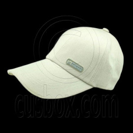 3.5 inches Sandwich Bill Cap B LIGHT KHAKI