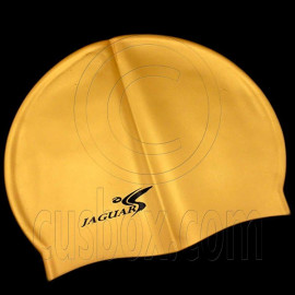 Silicone Swim Cap (GOLDEN YELLOW)